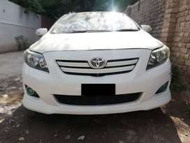 Body Kits For Corolla 2008 to 2010 In Fiber Material