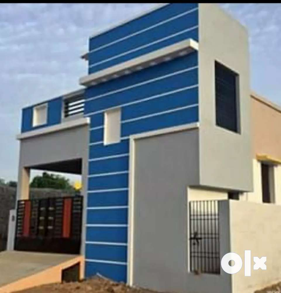west tambaram- cmda individual house sale 40 laks,this is model house.