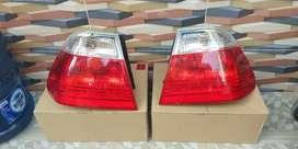 Stoplamp bmw E46 prefacelift oem kondisi baru ori