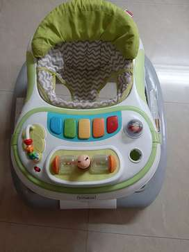 Babyhug musical new ride walker