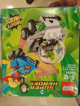 Lego Super Hero Super Girl