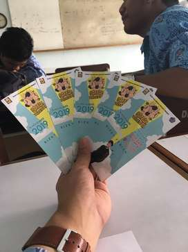 Tiket Pensi SMALA REBIRTH 2019