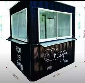 Food Truk & Container Booth