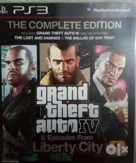 PS3 games..
