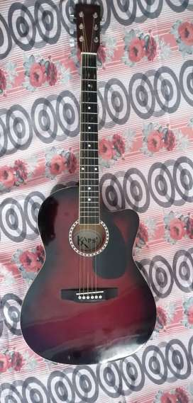 SEMI ACCOUSTIC GUITAR(PERFECT CONDITION)