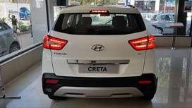 Hyundai Creta 1.6 S Petrol, 2019, Diesel