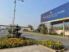 1 Kanal plot oversaes plot available in PARK VIEW CITY LAHORE