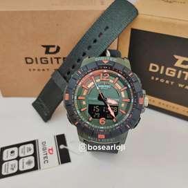 Jam Tangan Digitec DG-2130 Army