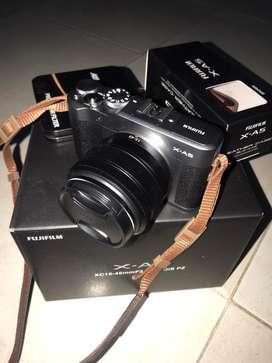 FS camera mirroless fujifilm
