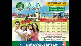 CHANCE DEAL 1 KANA DHA GUJRANWALA ALLOCATION  FOR INVESTERS