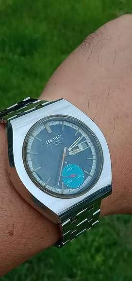 seiko choronograph