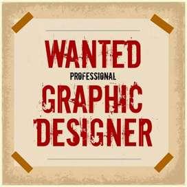 Graphic designer urgent
