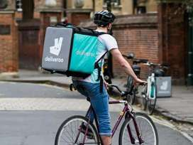 Earn upto 25000 by food delivery in entire kolkata
