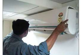 Ac installation..gas rechagre and service