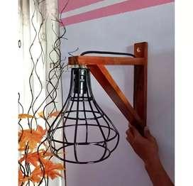 Kap lighting lampu gantung lampu cafe lampu tumblr lampu vintage