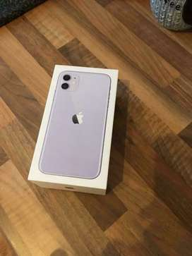 Iphone 11 64gb..brand new packed box..only interested msg me