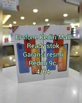 Redmi 9c 4/64 biru & gray