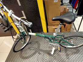 Dahon sepeda lipat dicicil dp ringan proses cepat gratis 1x cicilan