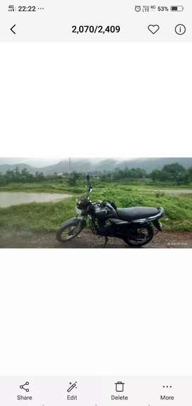 Bajaj platina 2006 model. Good condition.only for rural area use.