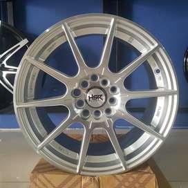 Velg Mobil Ertiga Sienta RAI-S2 JA151 HSR R16X7 H10X100-114,3 ET42 SMF