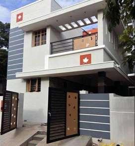 Semi Furnished 3BHK Villa for Sale in jakkur Bangalore