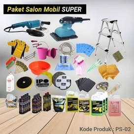 "Paket Salon ""Super"" (PS – 02), Untuk Hidrolik Cuci Mobil Motor"
