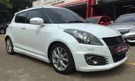 Suzuki All New Swift Sport CBU 1,6L Rare Item 2014 Kaki2 TEIN