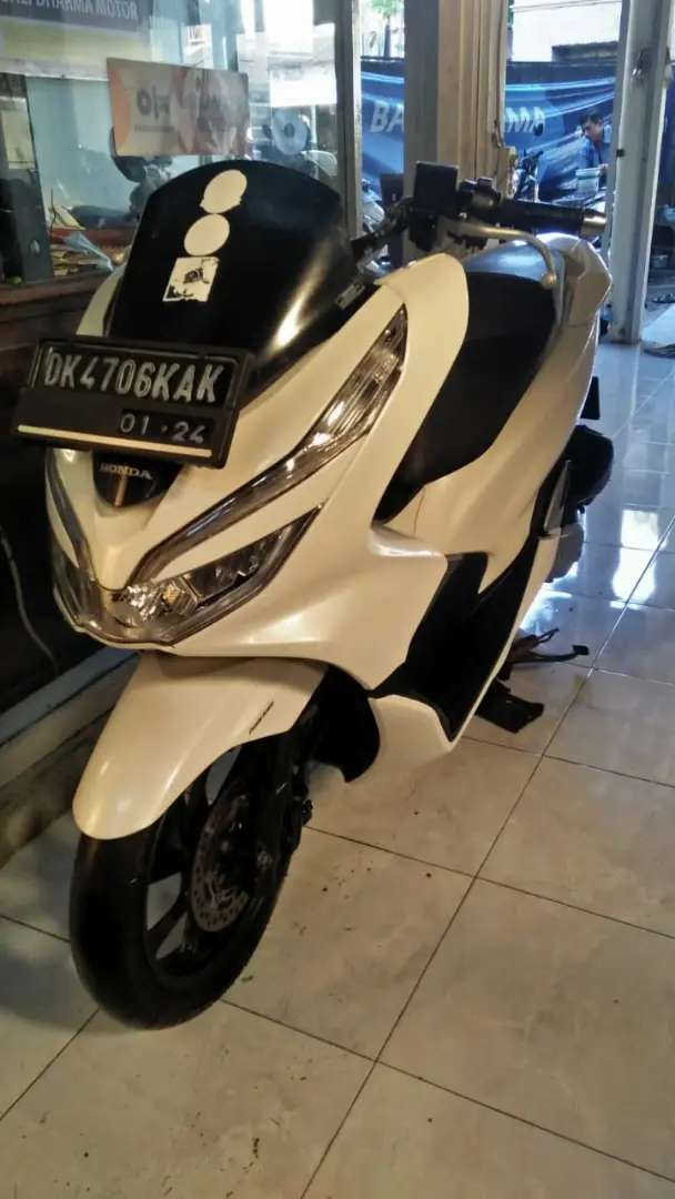 Honda PCX thn 2018 / Bali dharma motor