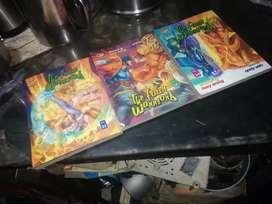 Borongan 3 bh buku cerita ank the from warios kond bgs utuh mls murah