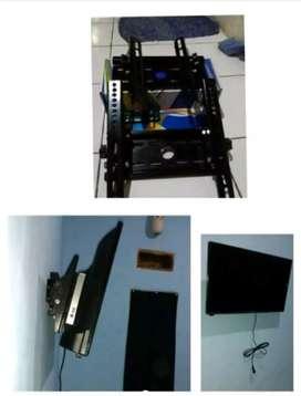 jual bracket buat gantungan TV di tembok