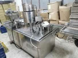 Vial filling , scrum filling, injection filling caping machine