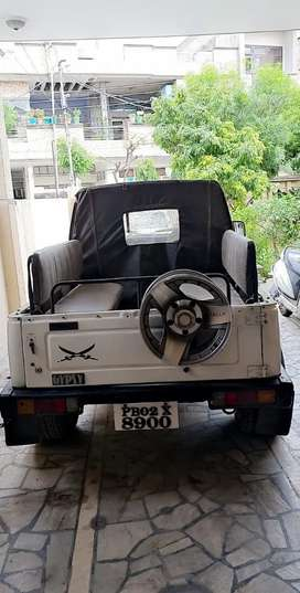 Maruti Suzuki Gypsy 2000