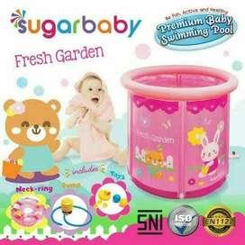 Sugar Baby Premium Baby Swimming Pool - Fresh Garden