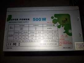 PSU GAMING SUPER POWER PIN VGA 1 X 6