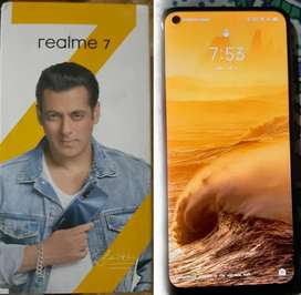 Realme7 use 2 months