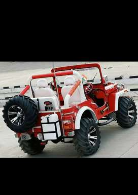 Power steering power brake power full jeeps