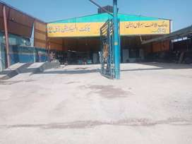 Space available on adyala road