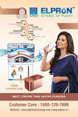 Required in RO Water Purifair Service