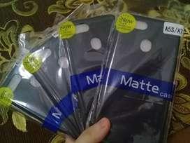 Matte Black Case Best seller oppo A5S