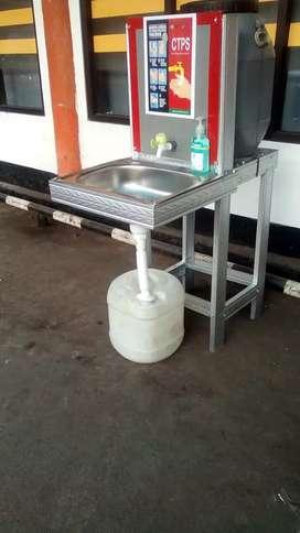 Wastafel portable berbagai model murmer berkualitas