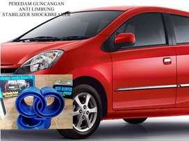 Lindungi shockbreaker mobil anda dengan damper berkualitas elastis