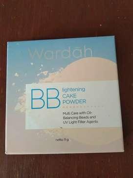 Wardah cake powder