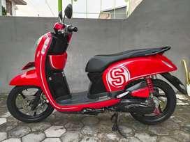 Honda Scoopy 2014, AB Sleman, Siap Pakai