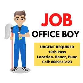 Smart Office Boy & Housekeeping
