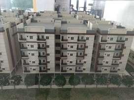 $New, MPR Urban city 1 BHK  Flat For Sale in  Patancheru, MPR Urban c