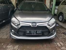 Toyota Agya 1.2 S TRD Sportivo matic 2020