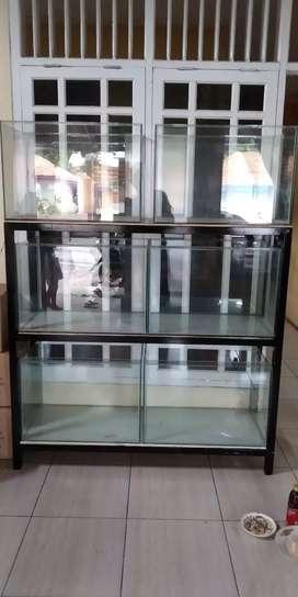 Akuarium aquarium 60x40x40