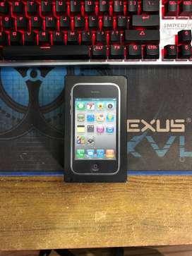 iphone 3gs 8gb (langka) masih iOS 4