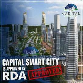 5 Marla residential Capital smart city Islamabad