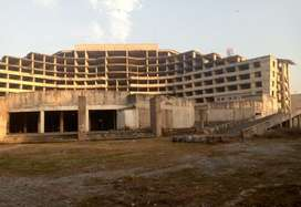 Intercontinental 5 star hotel Structure For sale